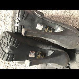 Bakers platform boots. Brand new. Never worn.